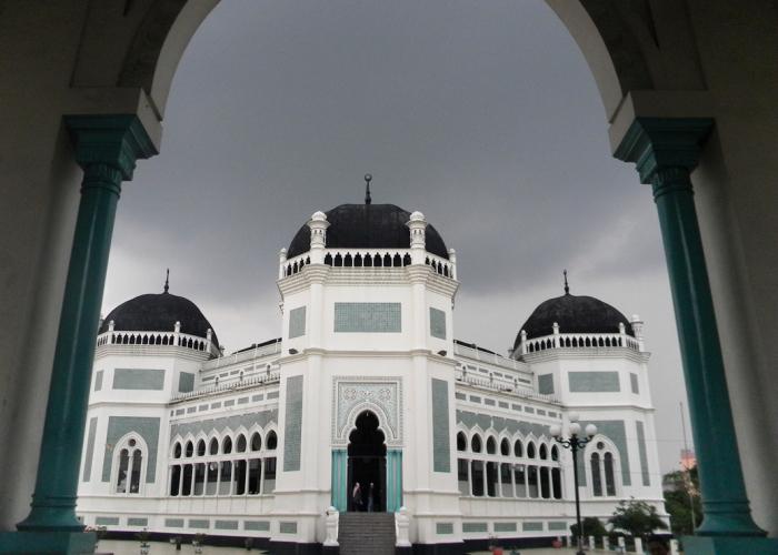 MosqueCB