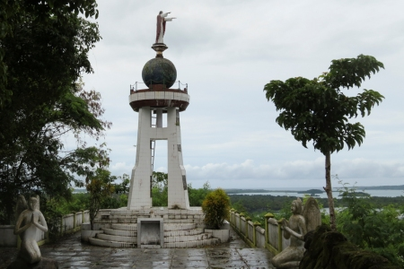 Statue of Christ Embracing the Kei IslandsBM