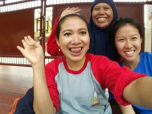 Team JUSTAMI. (Julia, Isti, and Ami)