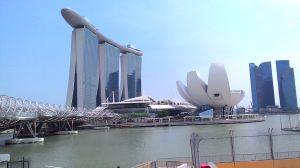 Singapore: no longer a