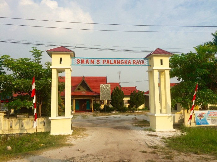 Welcome to SMAN 5 Palangkaraya.