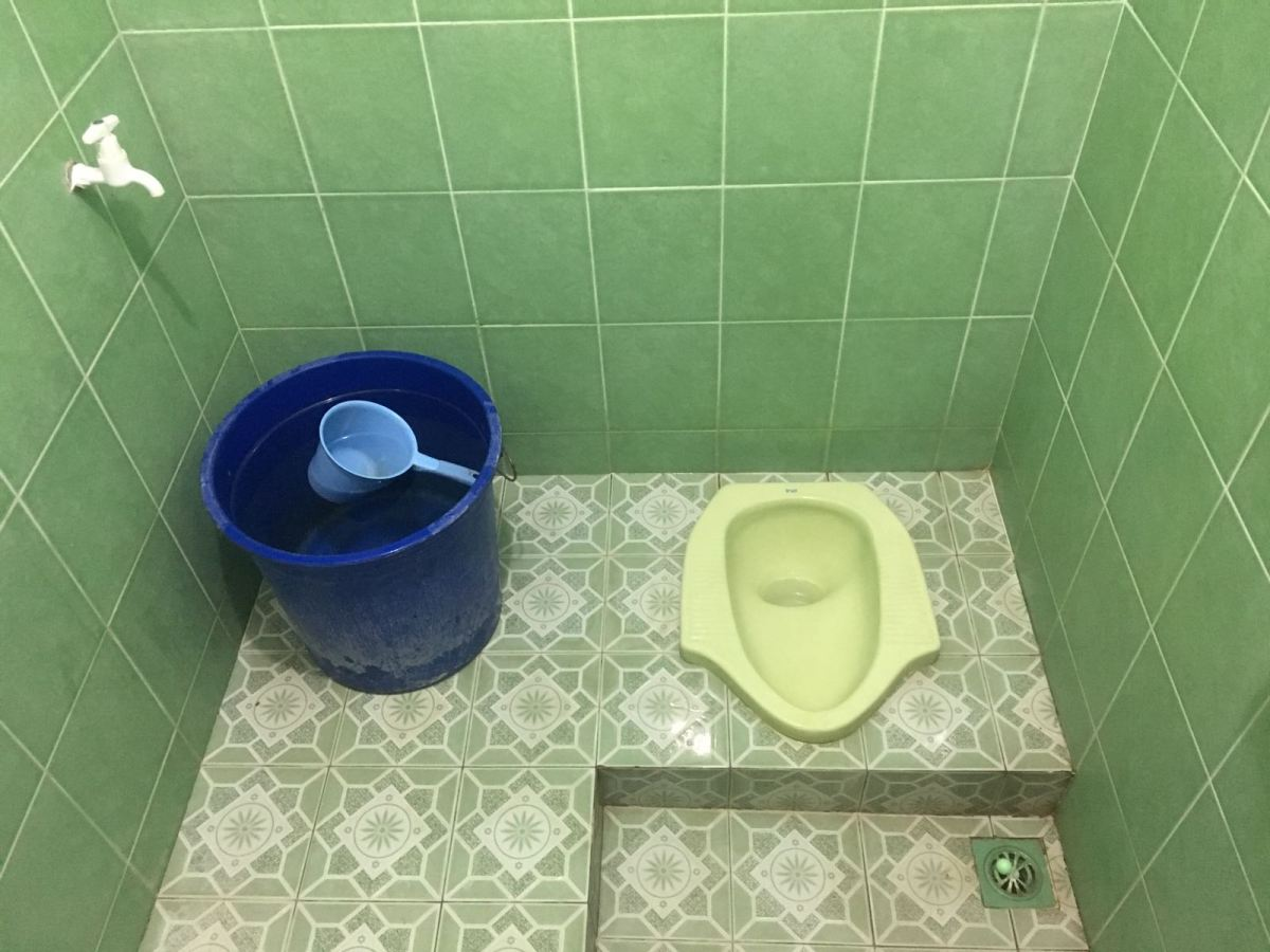 The Squat Toilets And I Indonesiaful